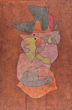 Paul Klee – Lady Daemon, 1935