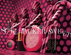 MAC NUTCRACKER SWEET ~ HOLIDAY COLLECTION 2016 ~~*~~