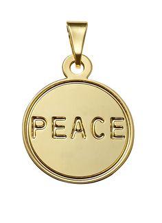Pingente Wish Peace