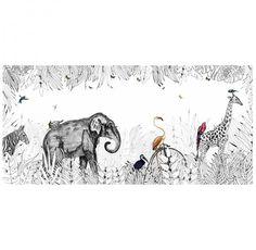 Tier Wallpaper, Future Wallpaper, How To Hang Wallpaper, Animal Wallpaper, Custom Wallpaper, Perfect Wallpaper, Kids Room Murals, Wall Murals, Wall Art