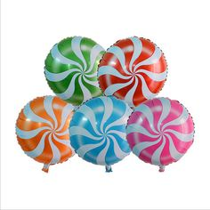 1 PCS 18Inch Candy Shape Balloon Lollipops Swirl  Wedding Foil Party Decoration Baby Toys,Inflatable Printed Balloon♦️ B E S T Online Marketplace - SaleVenue ♦️👉🏿 http://www.salevenue.co.uk/products/1-pcs-18inch-candy-shape-balloon-lollipops-swirl-wedding-foil-party-decoration-baby-toysinflatable-printed-balloon/ US $0.47