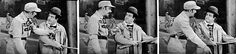 """Abbott and Costello's """"Who's On First?"""" routine"""