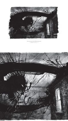 Fantastic story, with amazing illustrations. A Monster Calls. Patrick Ness. Jim Kay