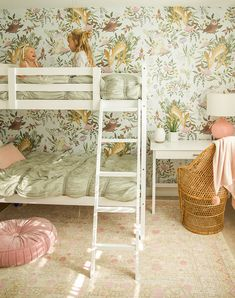 shared kids room | I