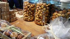 Dried figs in Chocolate Festival, Dried Figs, Southern Italy, Cereal, Breakfast, Food, Morning Coffee, Meal, Essen