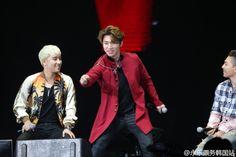 Daesung fanmeeting Beijing 2016