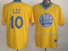 http://www.procurry.com/warriors-10-lee-gold-christmas-edition-jerseys-discount.html Only$34.00 #WARRIORS 10 LEE GOLD CHRISTMAS EDITION JERSEYS #DISCOUNT Free Shipping!