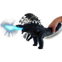 2014 - Godzilla deluxe figur med lys og lyd