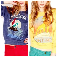 Forever21: Disney Sweaters