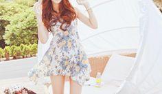 ariska pue's blog: Korean Fashion Dress