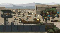 Pixel Characters, Zombie Art, Knight Art, Zombie Apocalypse, Fallout, Warfare, Zombies, Pixel Art, Artist