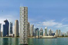 """""""Vertical city"""", les idées de Le Corbusier à la sauce moderne (images)"""