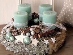 50 Kokossterne echt braun Deko Advent Floristik Weihnachten Kranz Gesteck Schale
