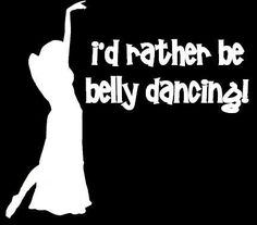 love belly dancing