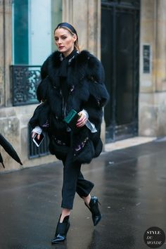 Olivia Palermo by STYLEDUMONDE Street Style Fashion Photography Pinterest: KarinaCamerino