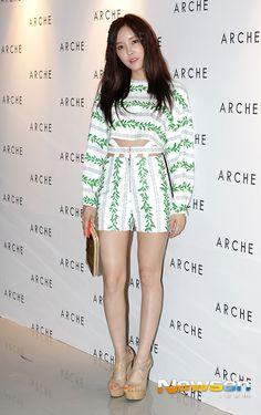 T-ara - Hyomin Lee Hyori, Kpop Fashion, High Fashion, Tiffany Snsd, T Ara Hyomin, Kim Tae Hee, Sistar, Girl Day, Fashion Lookbook