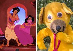 """hvorfor står der """"sex"""" på himlen i Løvernes Konge? Disney Films, Scooby Doo, Stars, Fictional Characters, Sterne"""