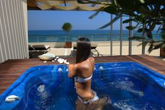 Minoa Palace Resort is a 5 star luxury Resort located in Crete Island in Greece. Hotel offers relaxing holidays in a breath-taking Cretan Scenery Beach Accommodation, Imperial Beach, Jacuzzi Outdoor, Relaxing Holidays, Hotel Reception, Greece Islands, Double Room, Best Resorts, Crete