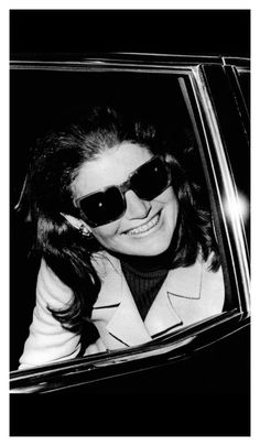 Jacqueline Bouvier Kennedy Onassis………………..For more classic 60's and 70's pics please visit and like my Facebook Page at https://www.facebook.com/pages/Roberts-World/143408802354196