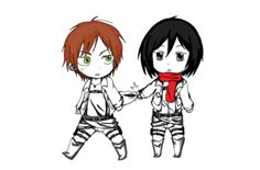 Eren & Mikasa