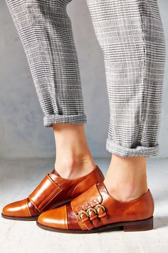 Jeffrey Campbell Ogden Triple Strap Oxford -not sure how I feel about these. Remind me of an old lady. But...I am an old lady at heart.