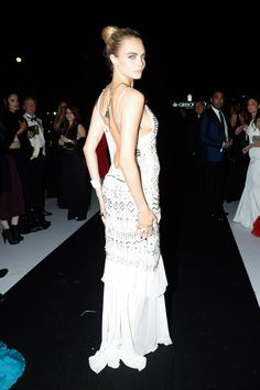 07cf8a37933 2014- HarpersBAZAAR.com Friends Fashion, Celebrity Red Carpet, Red Carpet  Dresses,