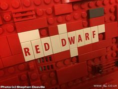 The official website of Red Dwarf, the cult science-fiction comedy show Universe News, Lego Tv, Brain Teaser Games, Red Dwarf, Amazing Red, Lego Projects, Red Bricks, Cool Lego, Brain Teasers