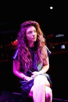 Lorde Le Poisson Rouge Le Poisson Rouge Ella Yelich-O'Connor