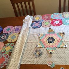 Coming together: what a beautiful Emma Mary Quilt