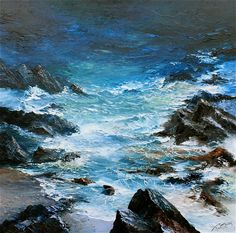 Timeless Energy - Nature'S Glory Paintings From Philip Gray