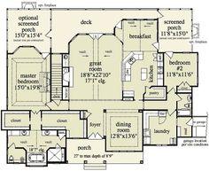 Plan W29826RL - 1st floor