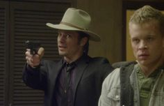 5. Justified (FX) — The Best TV Shows of 2013 (So Far) - I haven't read this yet, but one reason had better be Timothy Olyphant.