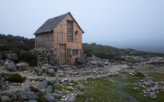 Kitchen Hut on Cradle Mountain, Lake St. Clair National Park, Tasmania. Contributed by Nick Clark.