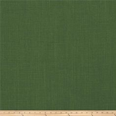Fabricut Monterey Viscose Linen Emerald from @fabricdotcom  This elegant viscose/linen blend fabric is perfect for window treatments, pillows and duvet covers. It has a great drape and soft hand. Exceeds 12,000 double rubs.