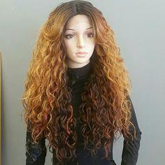#66 EMPRESS LACE FRONT WIG DXT30 #66 EMPRESS LACE FRONT WIG DXT30 Sensational  Accessories Hair Accessories