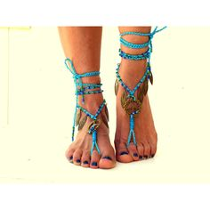 PEACE sign, Barefoot Sandals, Barefoot Beach Jewelry, gemstones Hippie... ($42) ❤ liked on Polyvore featuring jewelry, peace sign jewelry, peace jewelry, yoga jewelry, gemstone jewellery and antique jewelry