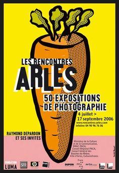 Michel Bouvet - Affiches - Les Rencontres de la photographie d'Arles