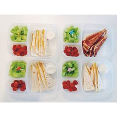 """""""...school lunches for tomorrow are already made!"""" packed in @EasyLunchboxes"""