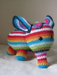 Crochet an Elephant Pal! Make your own in DROPS Paris!