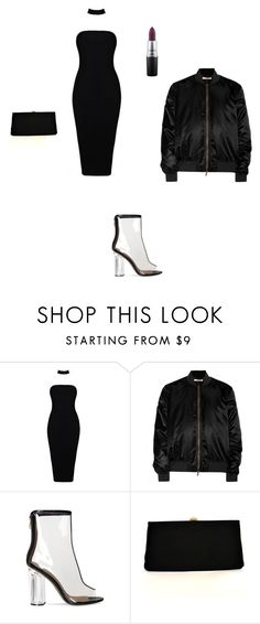 """""""simple"""" by jkeeper on Polyvore featuring Givenchy and MAC Cosmetics"""