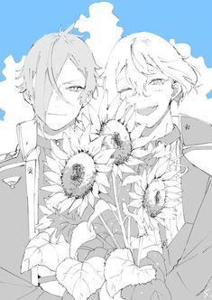 Manga Drawing, Touken Ranbu, Art Sketches, Haikyuu, Anime Art, Geek Stuff, Doodles, Artsy, Drawings