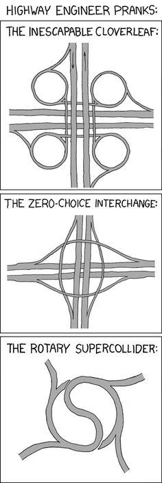 Ha! Civil engineering humor