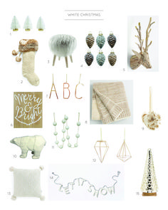 Dani Rose Design // white christmas. neutral christmas. budget. fur. gold. knit. ornaments. stocking. decor. Christmas Budget, Christmas Open House, Christmas Feeling, Christmas 2019, White Christmas, Christmas Ideas, Winter Holidays, Holidays And Events, Wonder Land