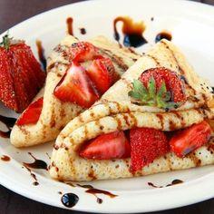French Pancakes Recipe at MyDish
