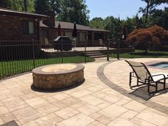 Change up your patio by installing beautiful Cambridge Pavers today! Click the image above to view all that Cambridge Pavers has to offer. Contractor: Platinum Pools