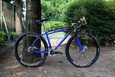 *RETROTEC* the triple 650B MTB complete bike