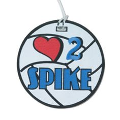 Sports Katz Bag Tag Volleyball -- Read more reviews of the product by visiting the link on the image.Note:It is affiliate link to Amazon.