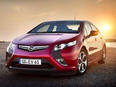 Opel Ampera (electric car)