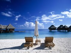 bora bora prints | Beach Chair Bora Bora Nui Resort Motu Toopua Other