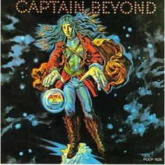 """The original line-up for Captain Beyond were singer Rod Evans, guitarist Larry """"Rhino"""" Reinhardt, bassist Lee Dorman, and drummer Bobby Caldwell. Evans was the original lead singer for Deep Purple and probably best known for his vocals on their 1968 debut chart-breaker """"Hush""""; Rheinhardt and Dorman had played in Iron Butterfly. Caldwell had come to prominence playing with Johnny Winter. This line-up recorded the self-titled debut album, released in 1972."""